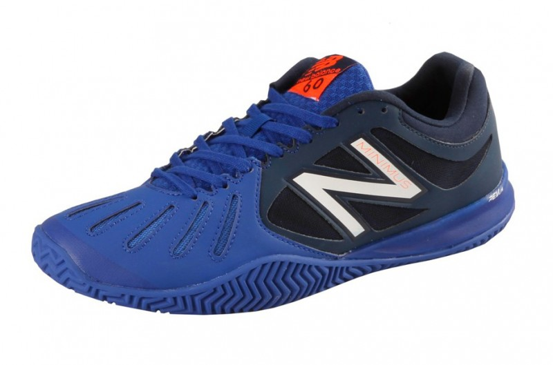 Getest: New Balance Minimus 60 tennisschoen Mijnracket.nl