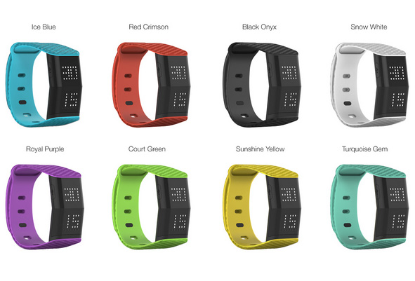 Pulse Play smartwatch all colors