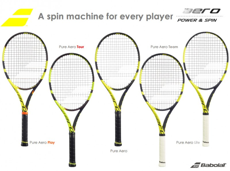 Babolat Pure Aero  Let s Get Ready To Ruuumble!  8511b71ef8c8a