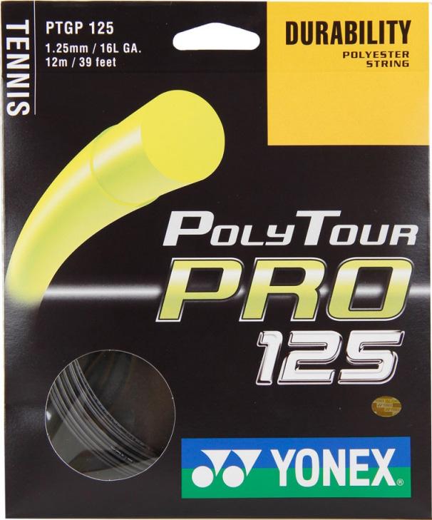 Yonex Poly Tour Pro 1.25 package
