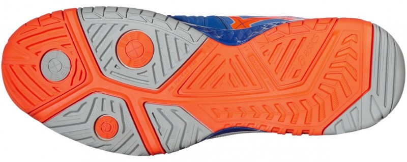 ASICS Gel Resolution 6 outsole