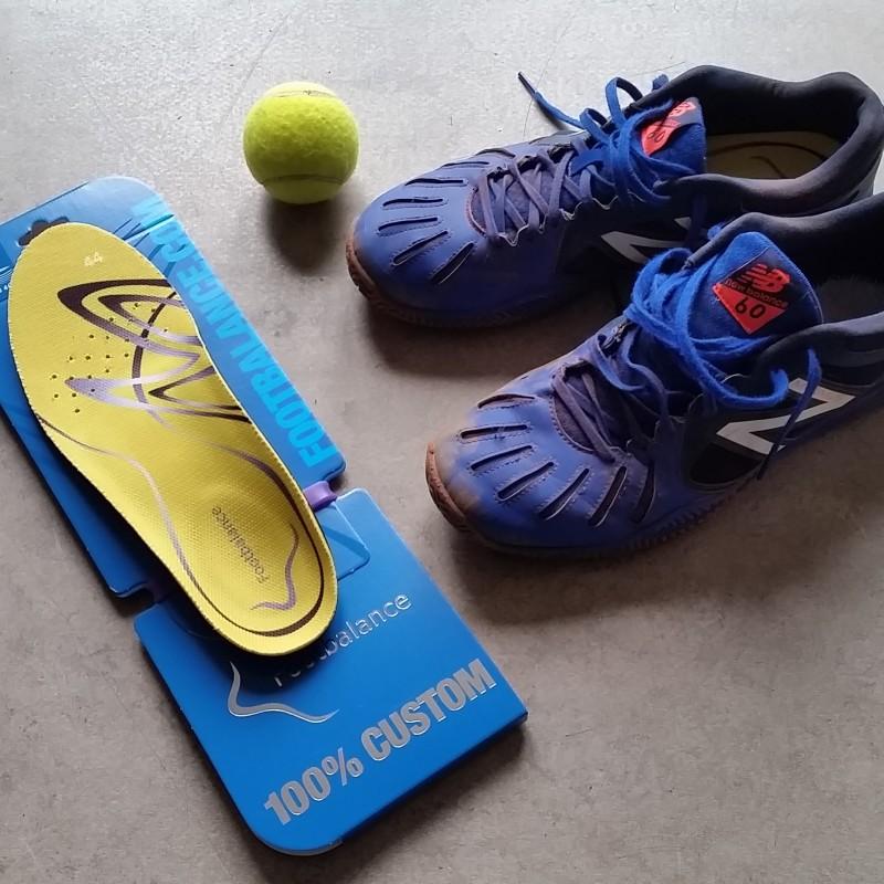 Footbalance inlays overview