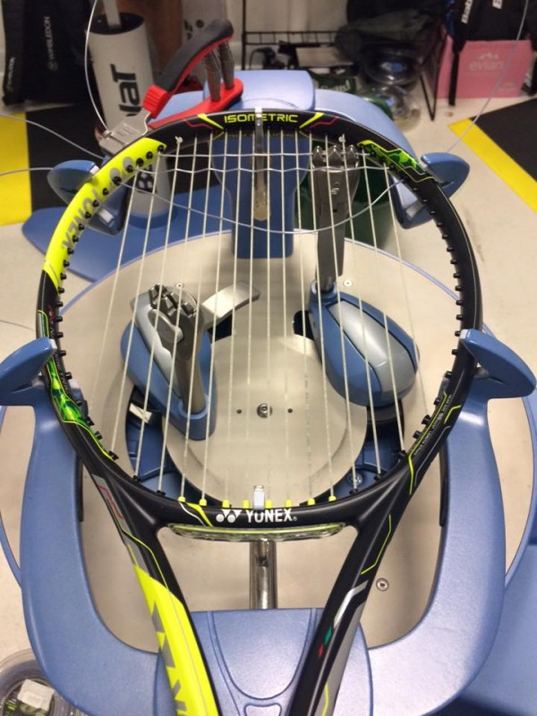 Wimbledon 2015 Timo EZONE Ai 98