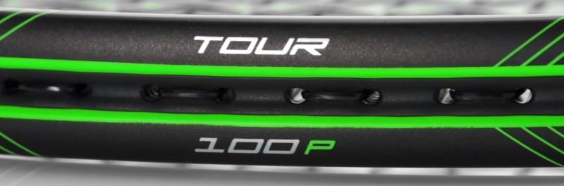 Prince Textreme Tour 100P close