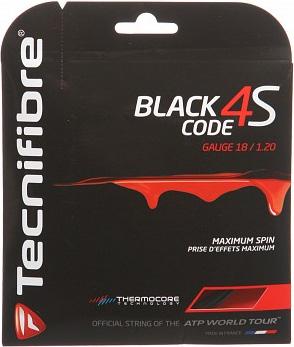 Tecnifibre Black Code 4S 18 package