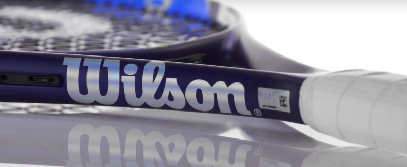 Wilson Ultra 100 throat