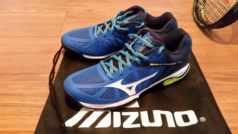 Mizuno Wave Exceed Tour CC Men presentation