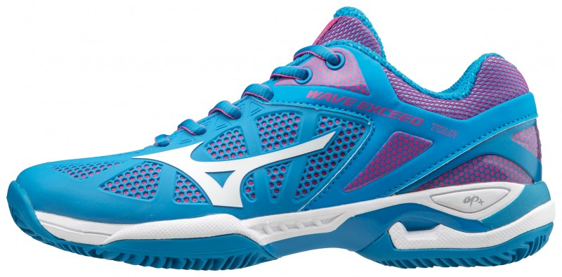 Mizuno Wave Exceed Tour Lady lateral 2