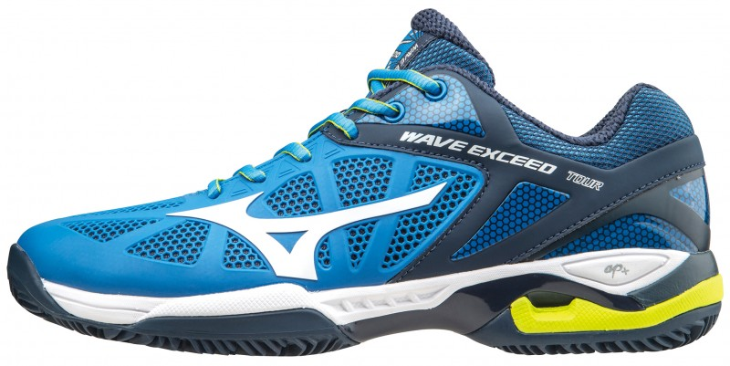 Mizuno Wave Exceed Tour lateral 2