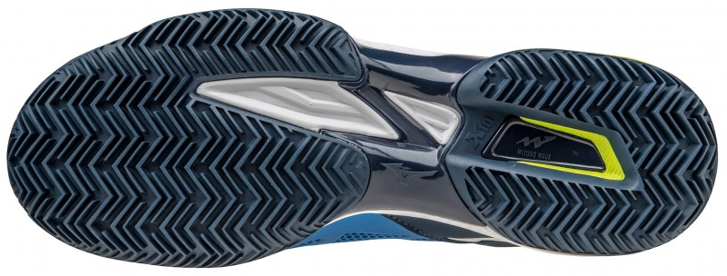 Mizuno Wave Exceed Tour outsole 2