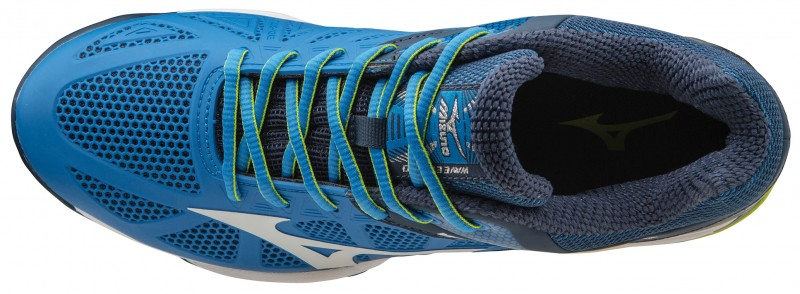 Mizuno Wave Exceed Tour upper 2