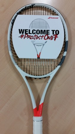 Babolat ProjectOne7 Four