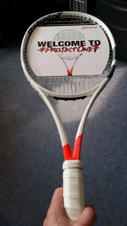 Babolat ProjectOne7 One