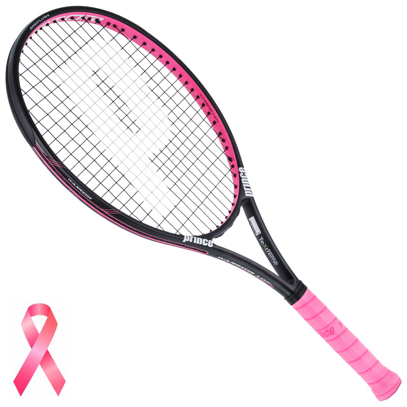 Prince Textreme Warrior 107L Pink Ribbon full 2