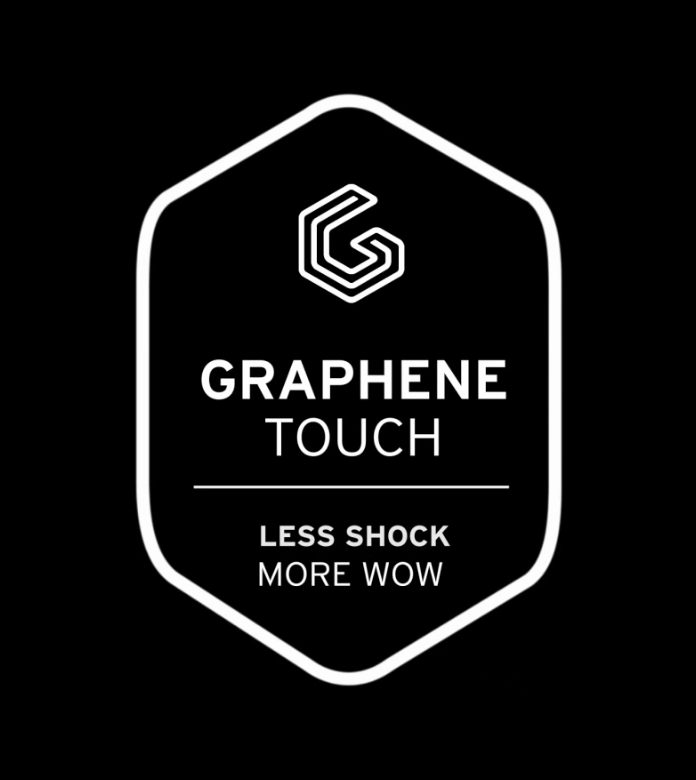 Head Graphene Touch logo and addition