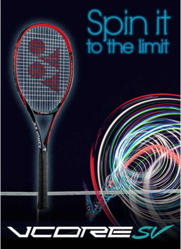 Yonex VCORE SV introduction