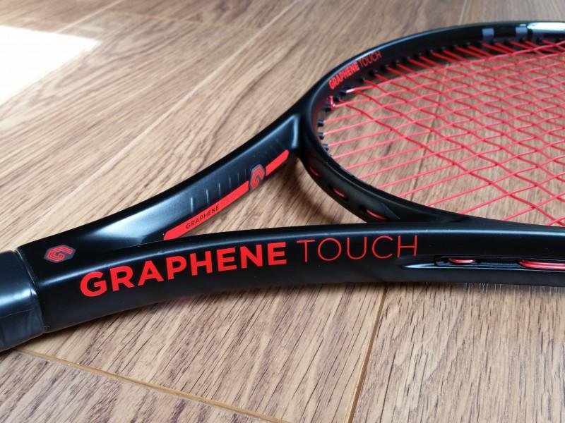 Head Graphene Touch Speed S demo close 2