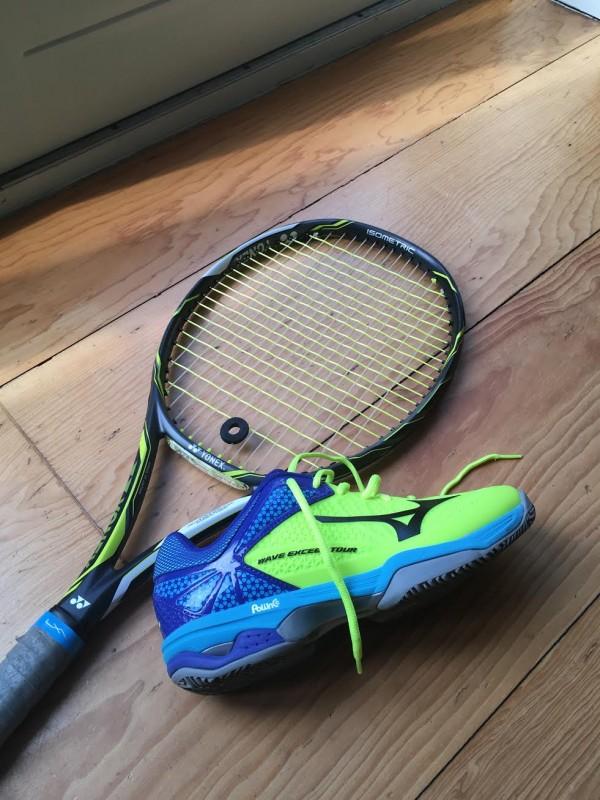 Mizuno Wave Exceed Tour 2 Clay tennisschoen getest